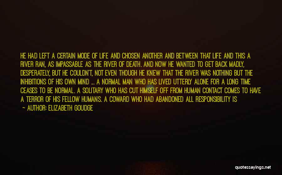 Use To Be Friends Quotes By Elizabeth Goudge