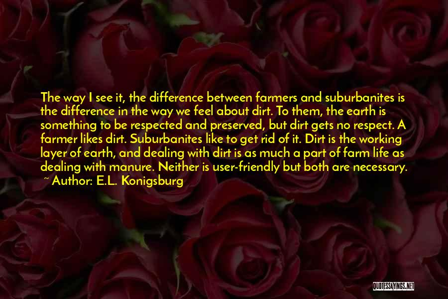 User Friendly Quotes By E.L. Konigsburg