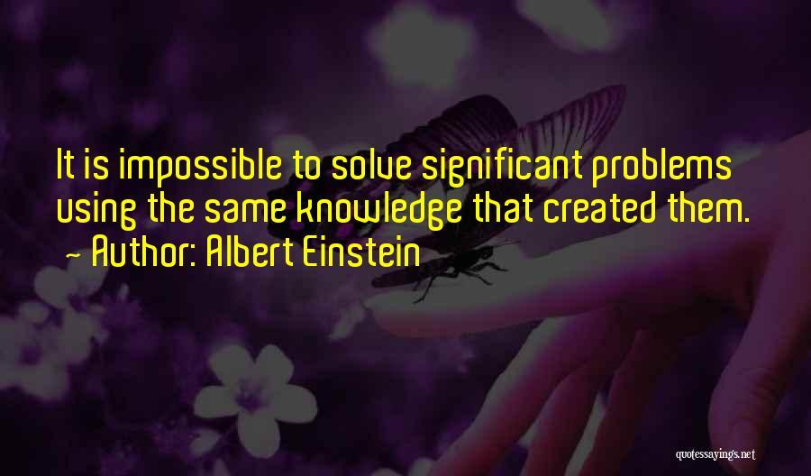 Using Quotes By Albert Einstein