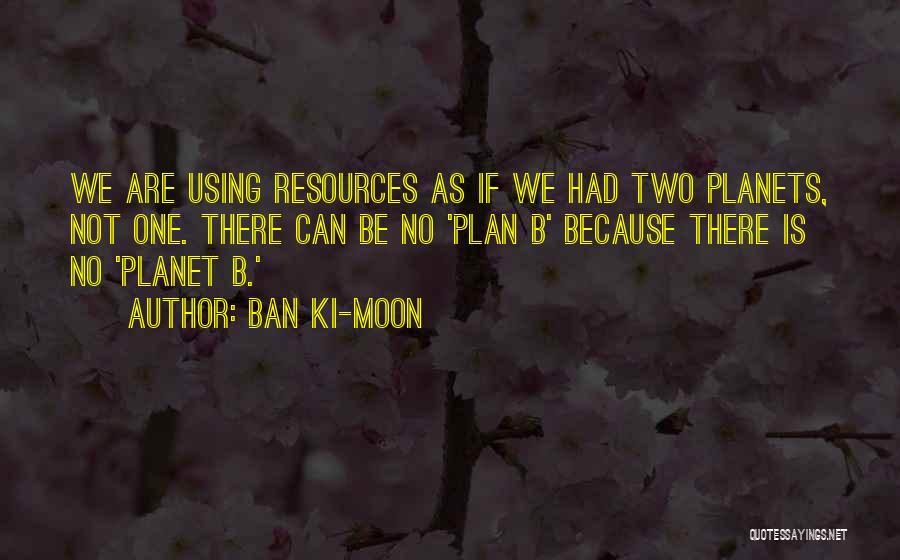 Using Quotes By Ban Ki-moon