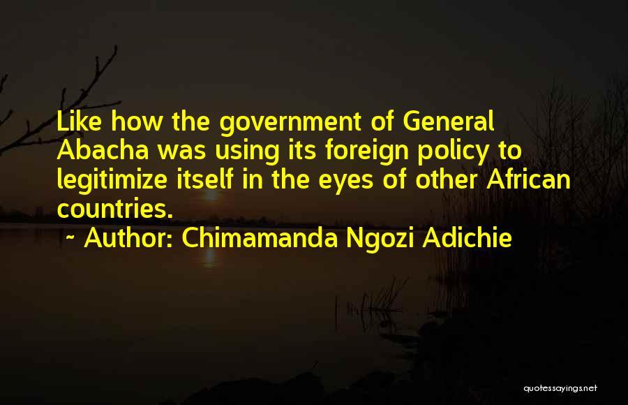 Using Quotes By Chimamanda Ngozi Adichie
