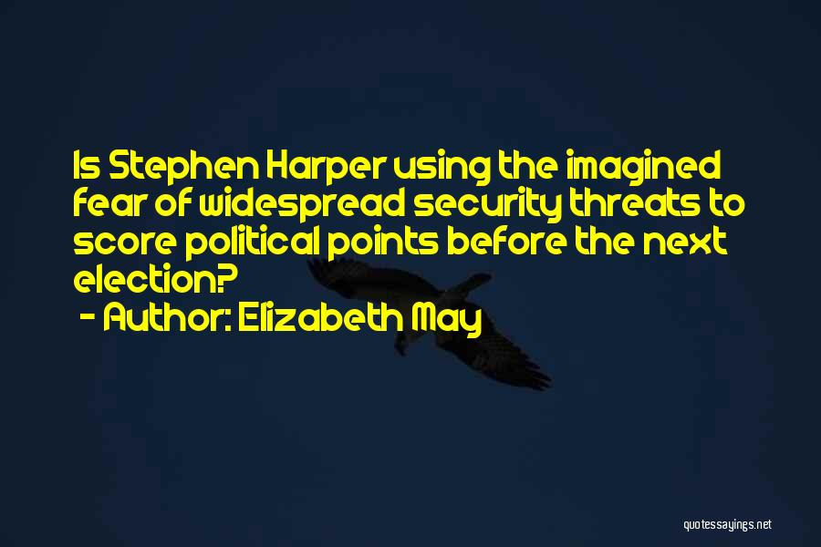 Using Quotes By Elizabeth May