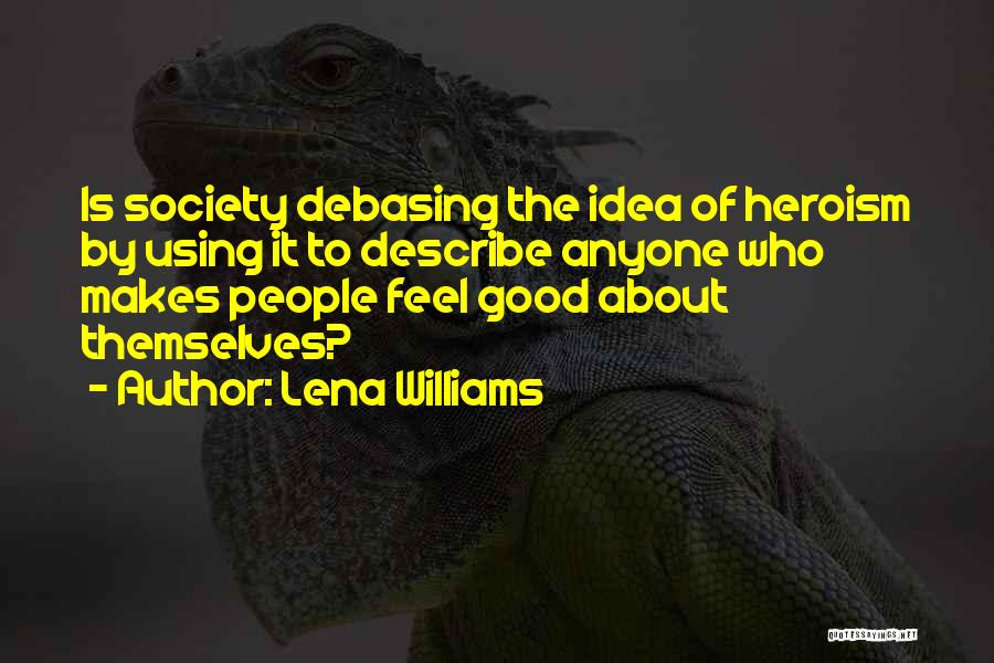 Using Quotes By Lena Williams