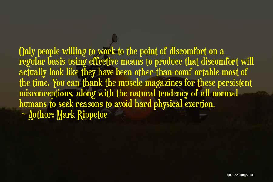 Using Quotes By Mark Rippetoe