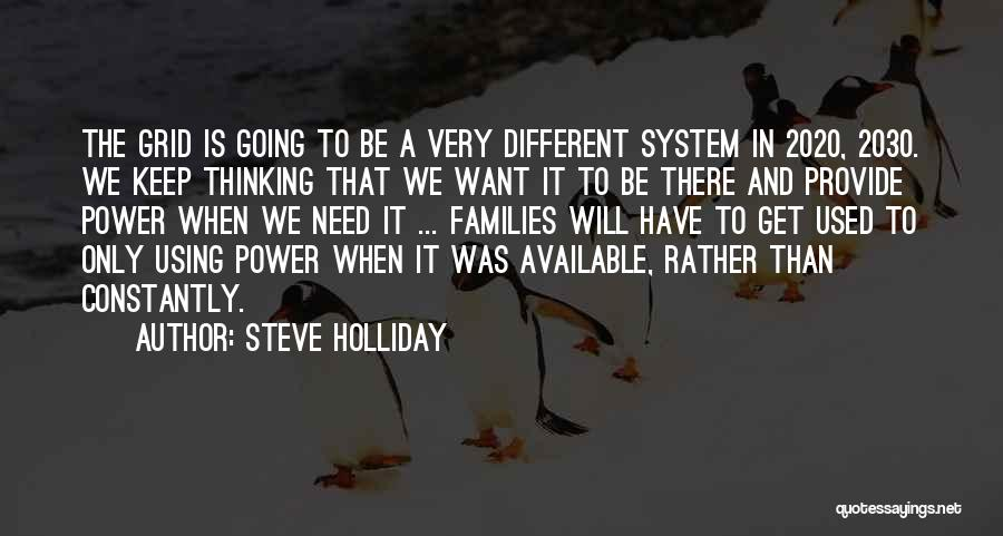 Using Quotes By Steve Holliday