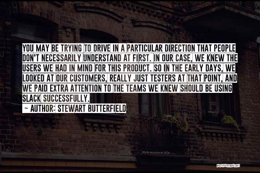 Using Quotes By Stewart Butterfield