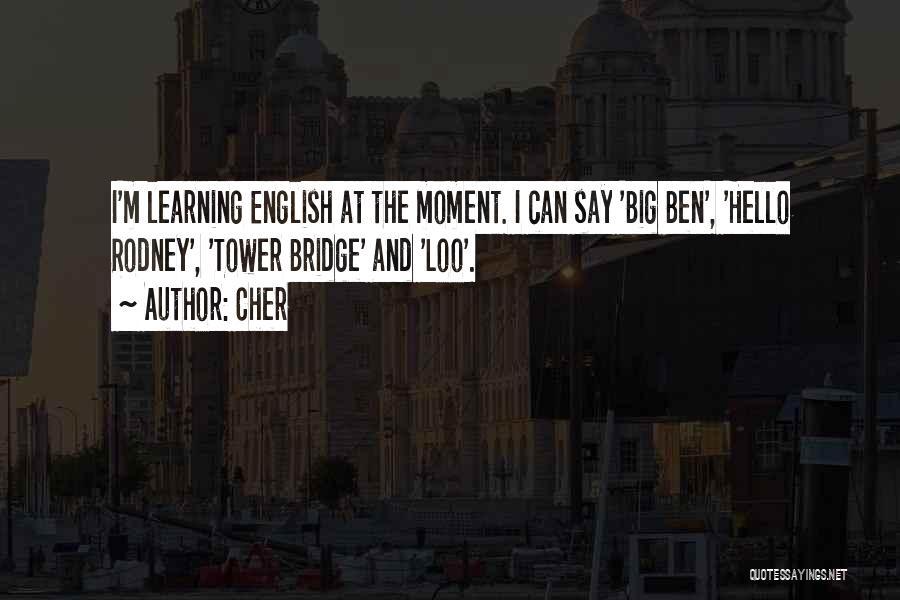 Utopia Philip Carvel Quotes By Cher