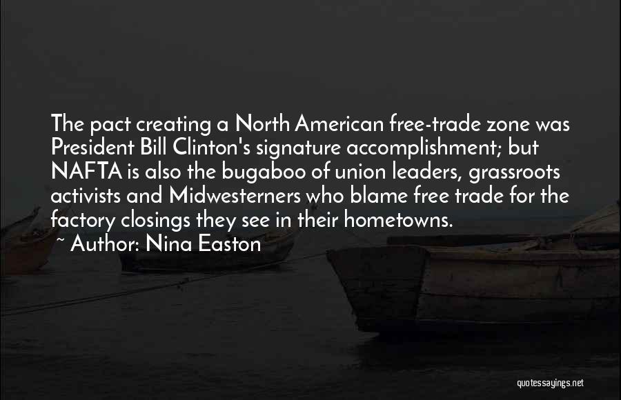 Utopia Philip Carvel Quotes By Nina Easton