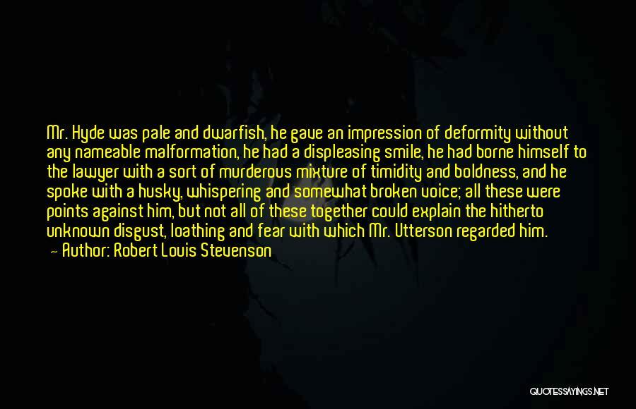 Utterson Quotes By Robert Louis Stevenson