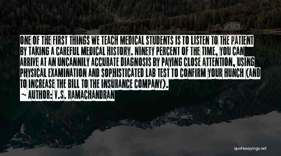 V.S. Ramachandran Quotes 1677132