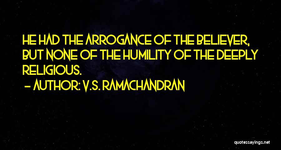 V.S. Ramachandran Quotes 1929087