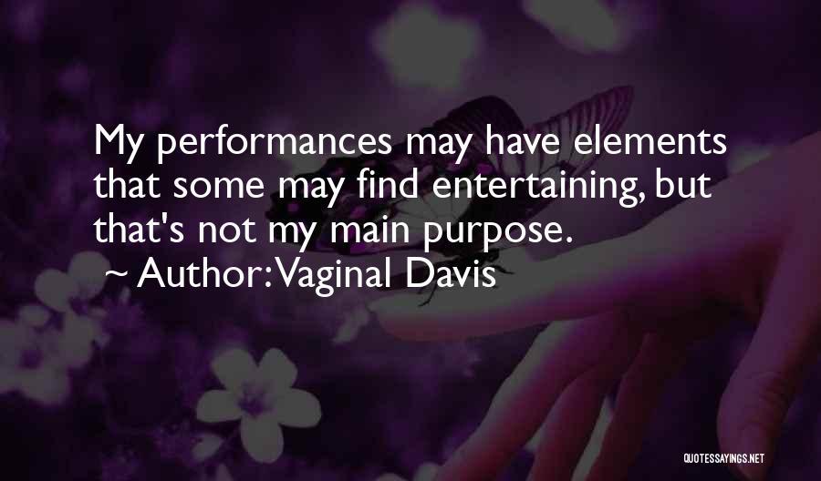 Vaginal Davis Quotes 891234