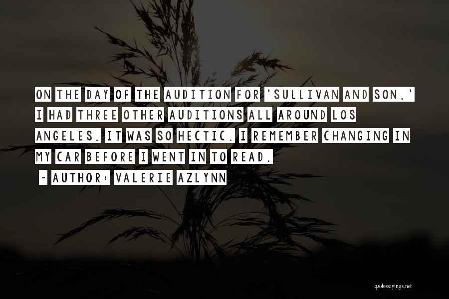 Valerie Azlynn Quotes 1229509