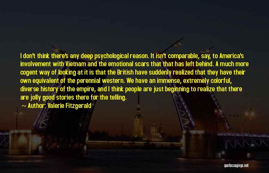 Valerie Fitzgerald Quotes 315915