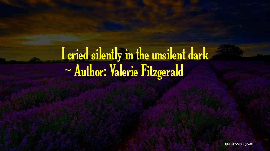 Valerie Fitzgerald Quotes 390559