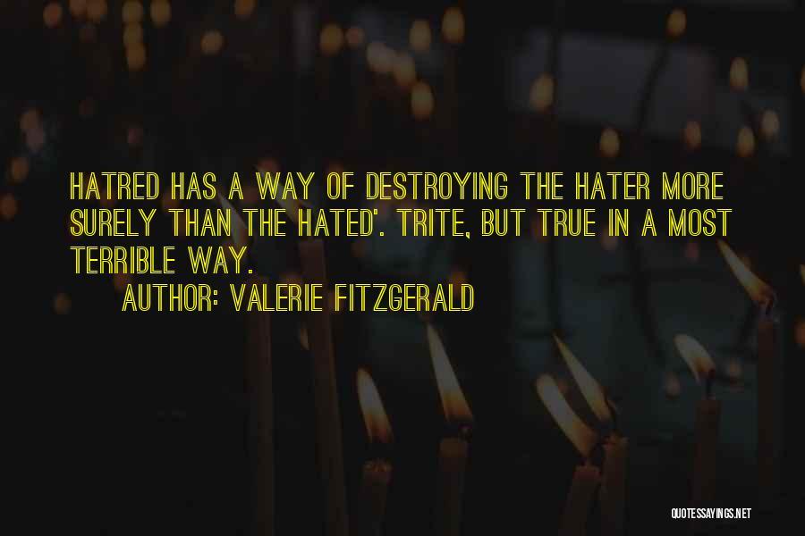 Valerie Fitzgerald Quotes 535661