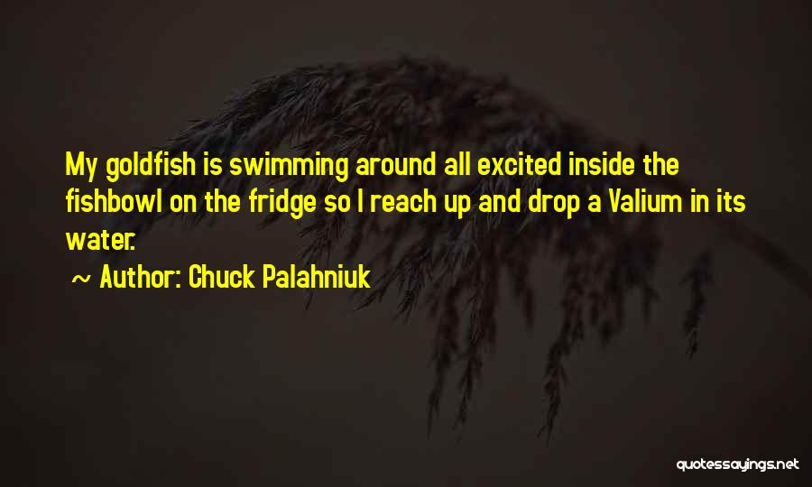 Valium Quotes By Chuck Palahniuk