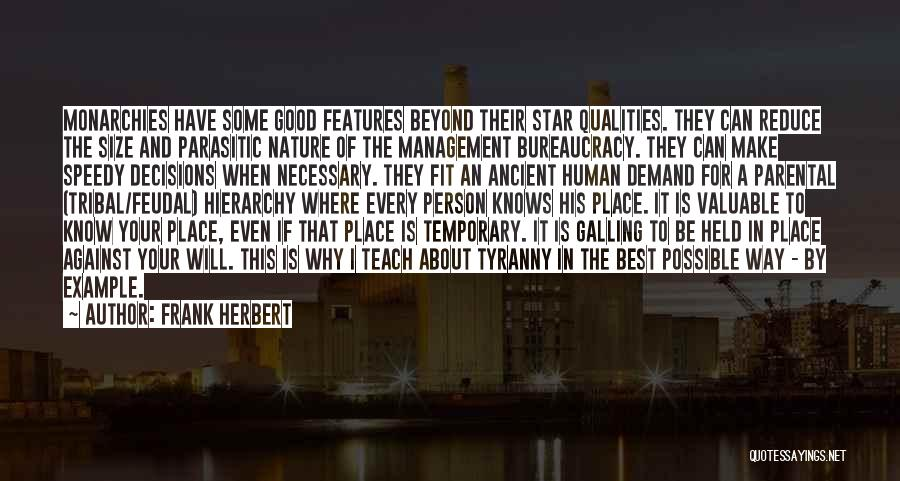 Valuable Person Quotes By Frank Herbert