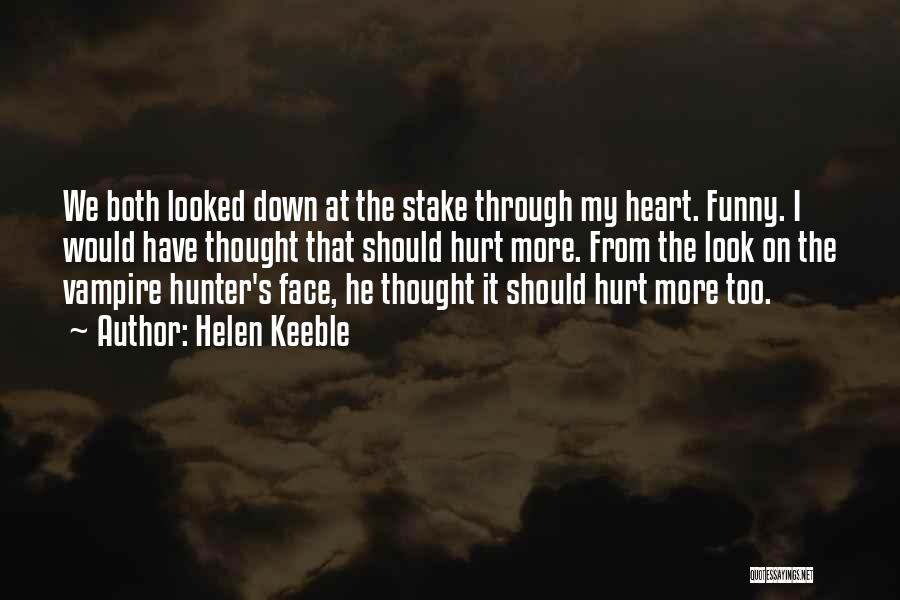 Vampire Hunter D Quotes By Helen Keeble