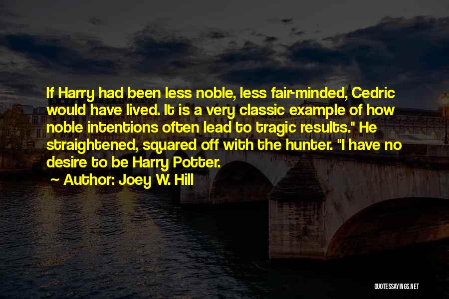 Vampire Hunter D Quotes By Joey W. Hill