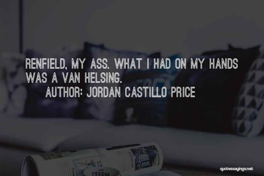 Vampire Hunter D Quotes By Jordan Castillo Price