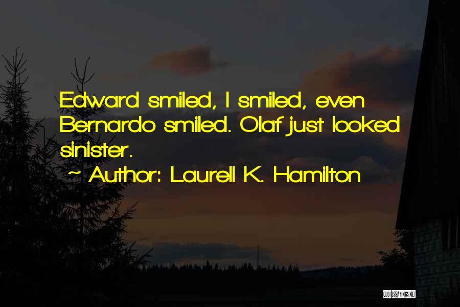 Vampire Hunter D Quotes By Laurell K. Hamilton