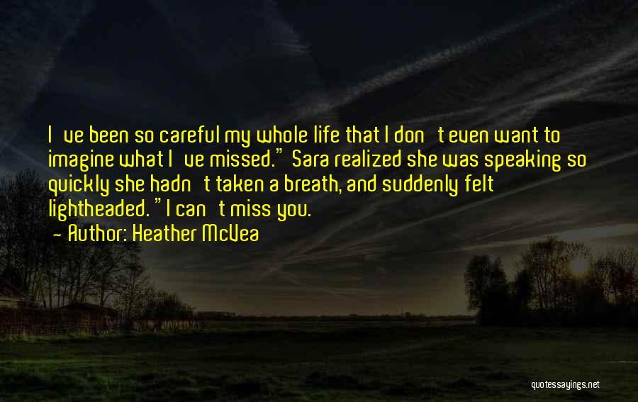 Vampire Life Quotes By Heather McVea