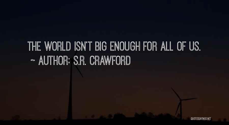 Vampire Life Quotes By S.R. Crawford