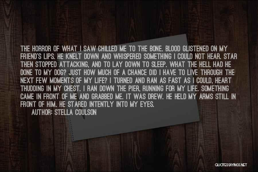Vampire Life Quotes By Stella Coulson