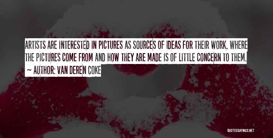 Van Deren Coke Quotes 2182821