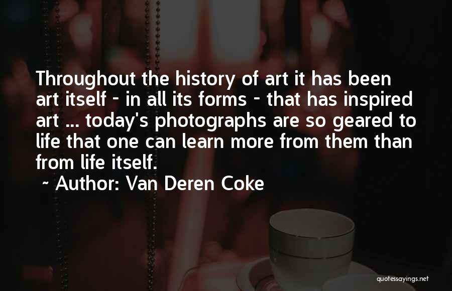 Van Deren Coke Quotes 260915