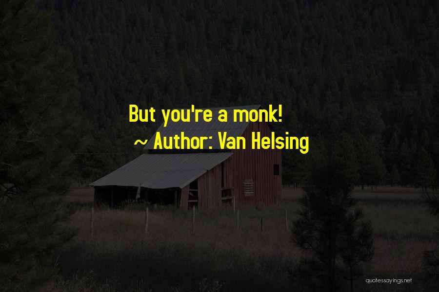 Van Helsing Quotes 228860