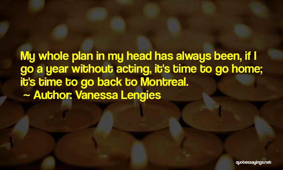 Vanessa Lengies Quotes 1096534