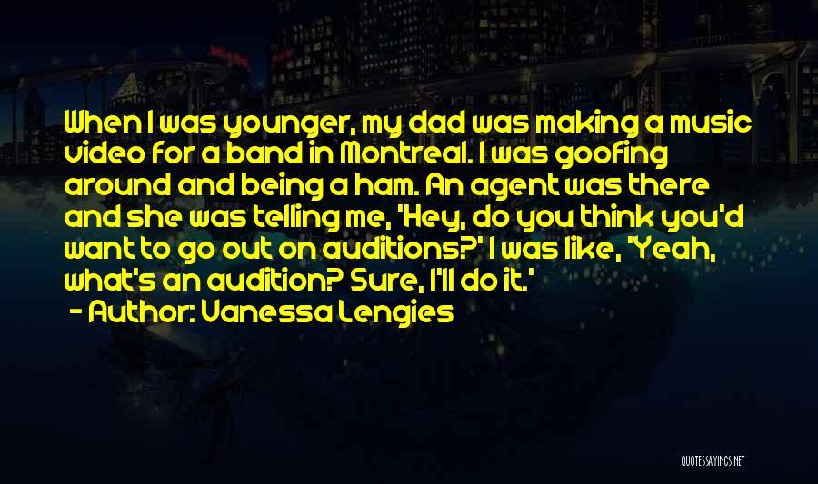 Vanessa Lengies Quotes 1987658