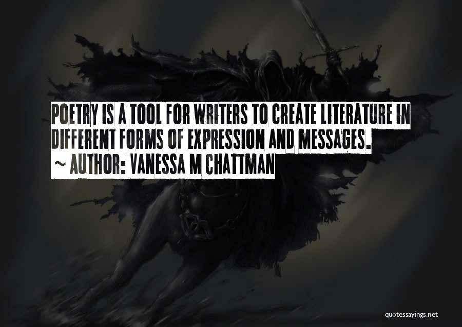 Vanessa M Chattman Quotes 675456