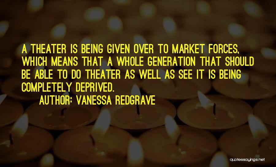 Vanessa Redgrave Quotes 1080943