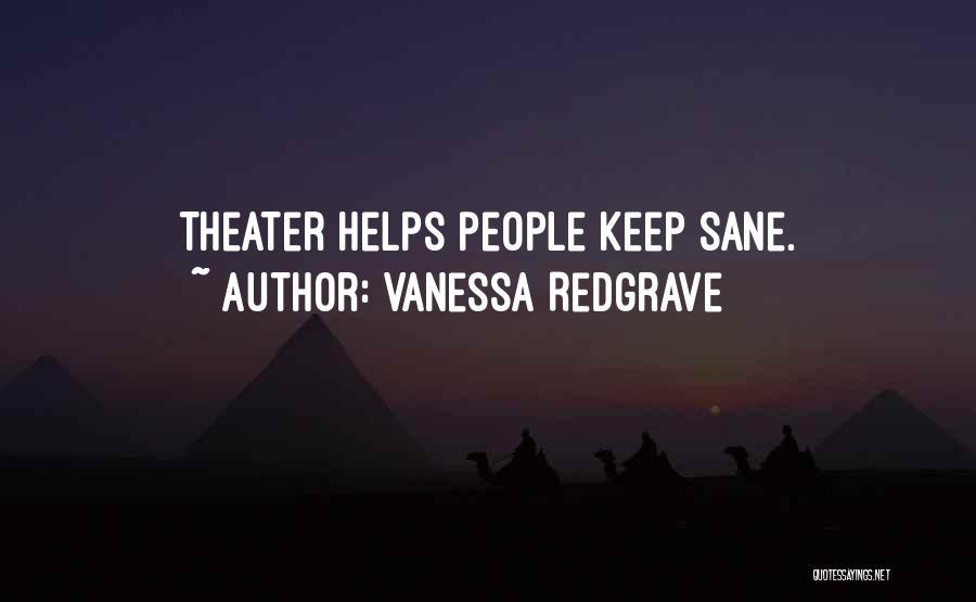 Vanessa Redgrave Quotes 1595666