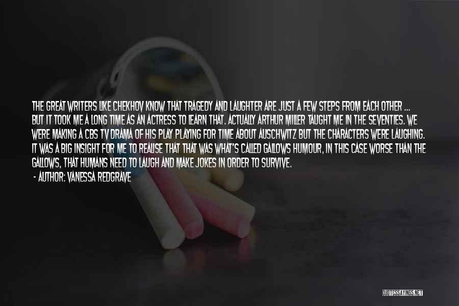 Vanessa Redgrave Quotes 1992234