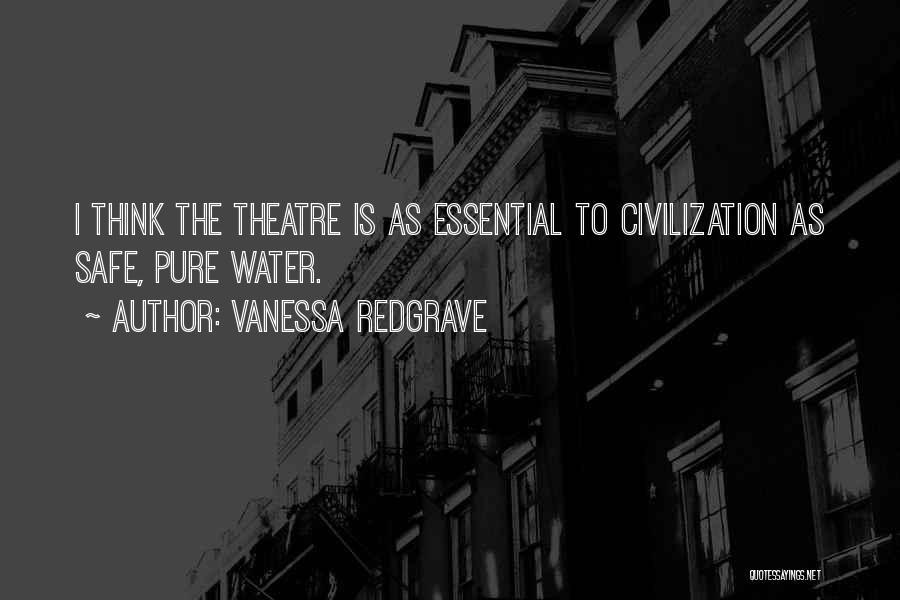 Vanessa Redgrave Quotes 355246