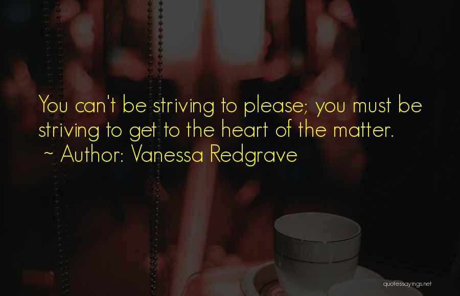 Vanessa Redgrave Quotes 456801