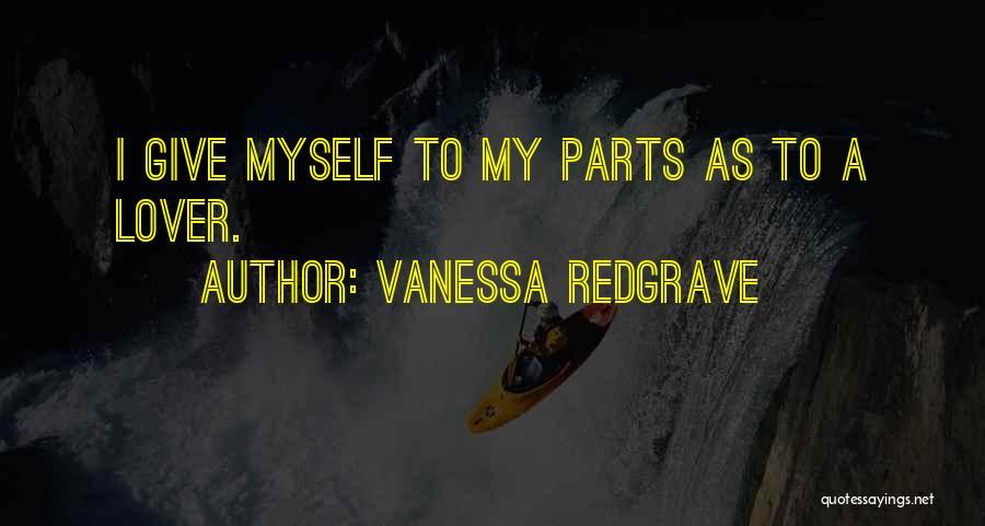 Vanessa Redgrave Quotes 464713