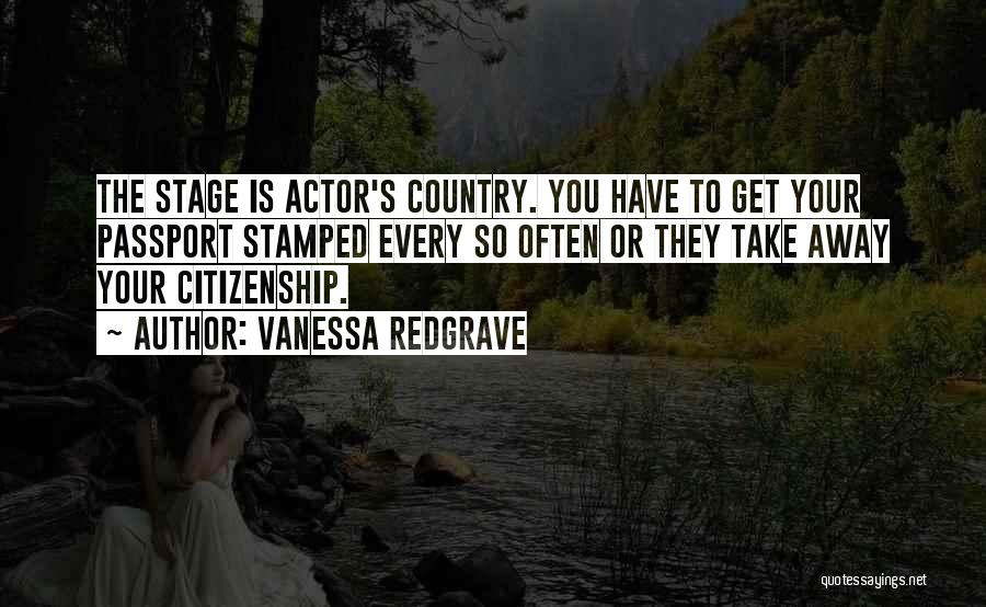 Vanessa Redgrave Quotes 718646