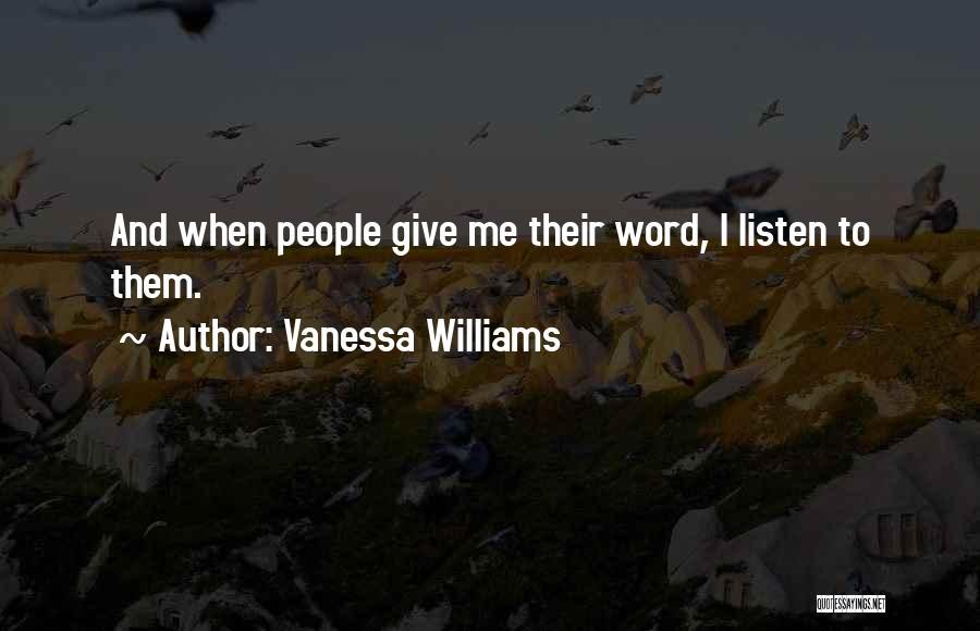 Vanessa Williams Quotes 274234
