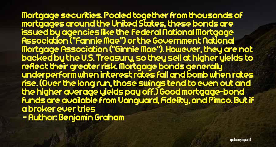 Vanguard Quotes By Benjamin Graham