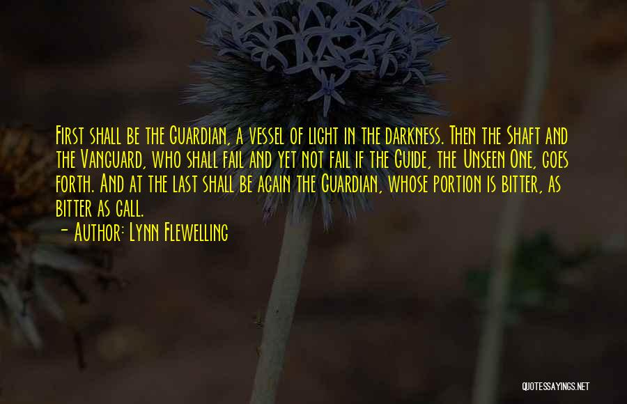 Vanguard Quotes By Lynn Flewelling