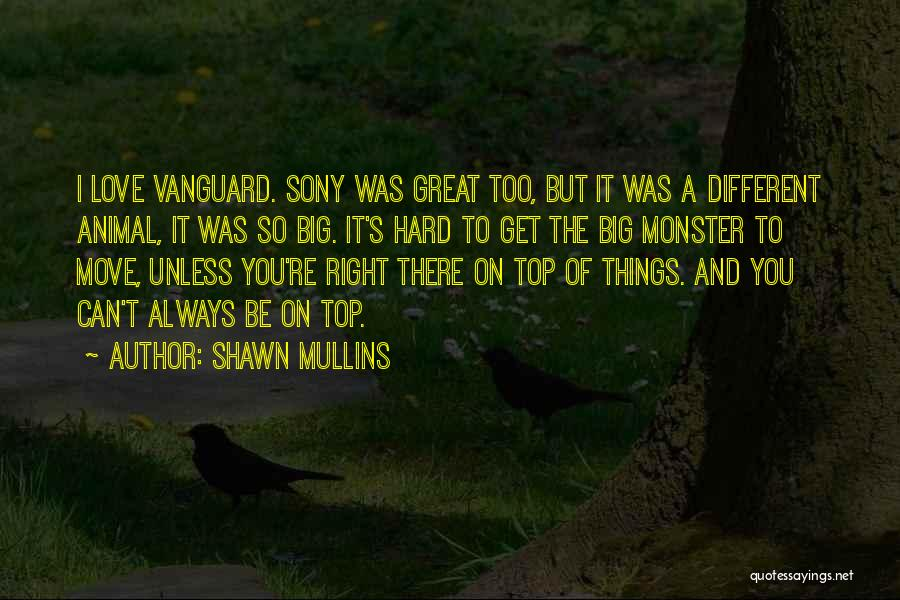 Vanguard Quotes By Shawn Mullins