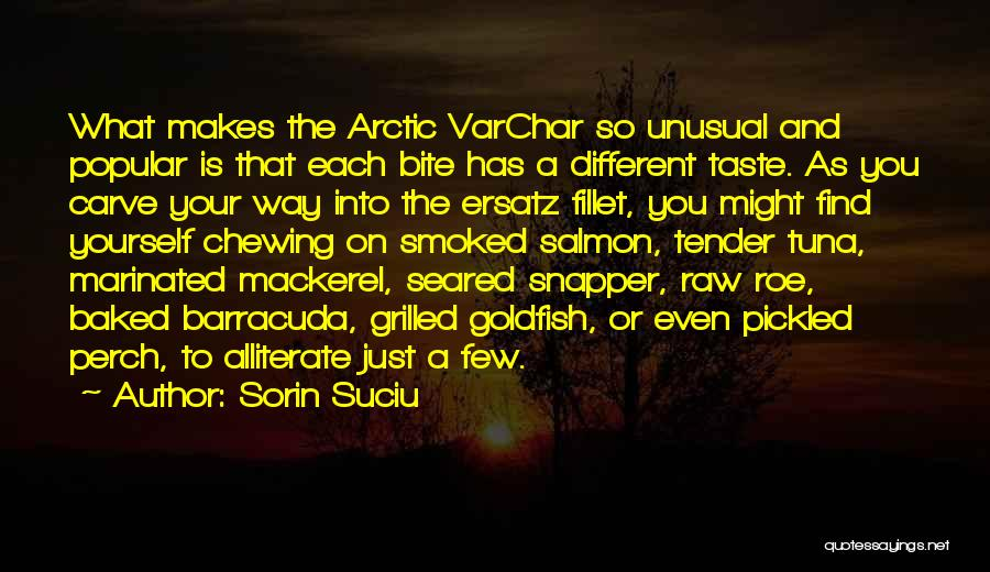 Varchar With Quotes By Sorin Suciu
