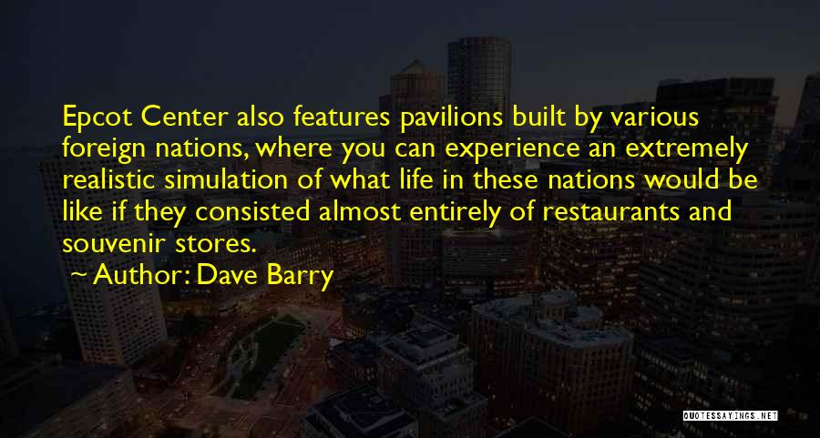 Various Funny Quotes By Dave Barry