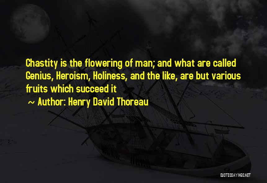 Various Inspirational Quotes By Henry David Thoreau