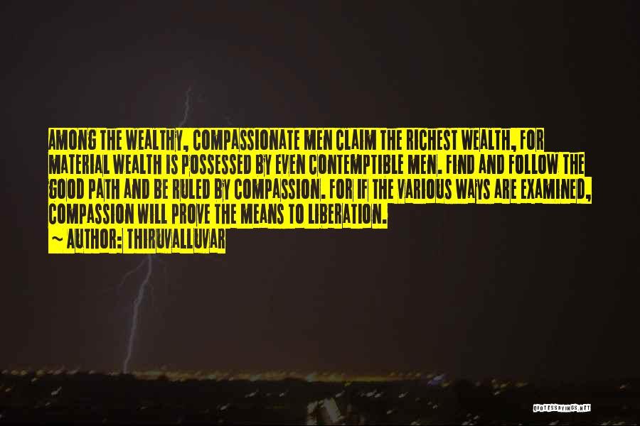 Various Inspirational Quotes By Thiruvalluvar